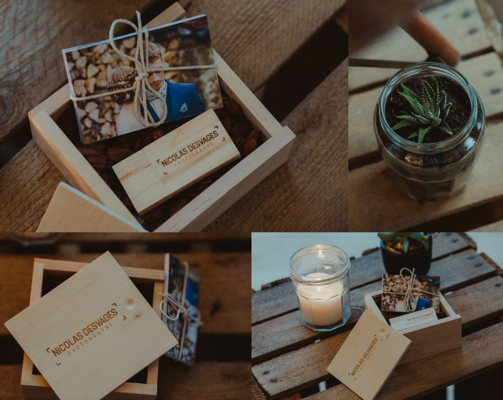 packaging photographe mariage Calvados Normandie