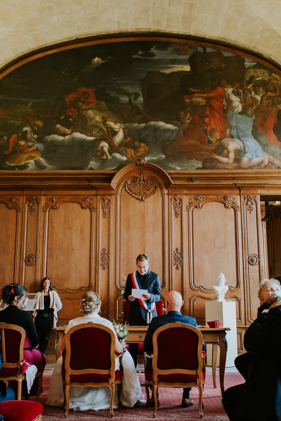 photographe mariage chateau de canon