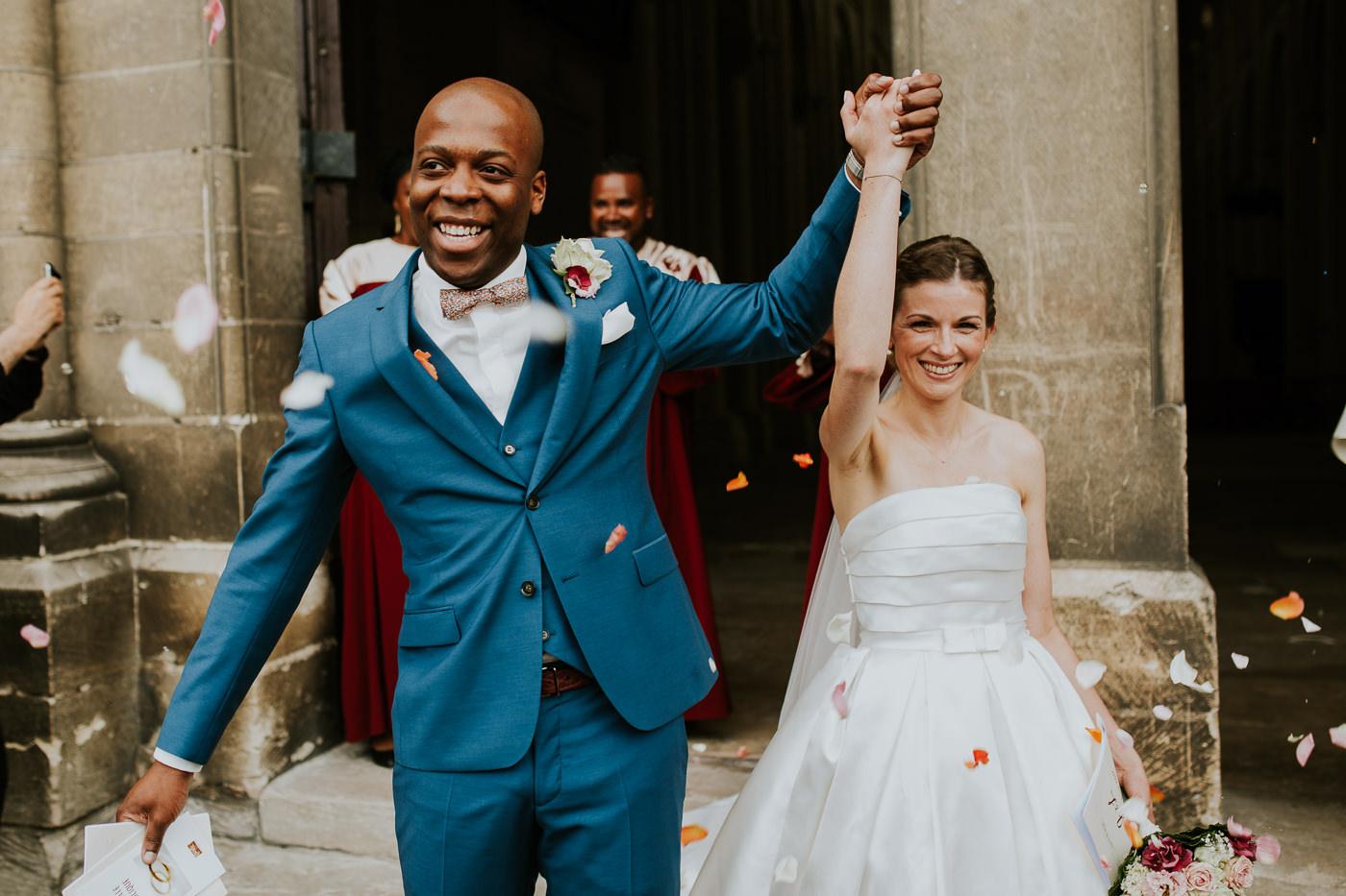 photographe mariage Château de Canon