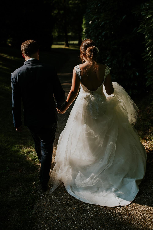 photographe mariage bois des moutiers