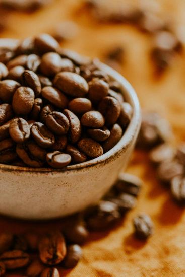 food photo coffee closeup