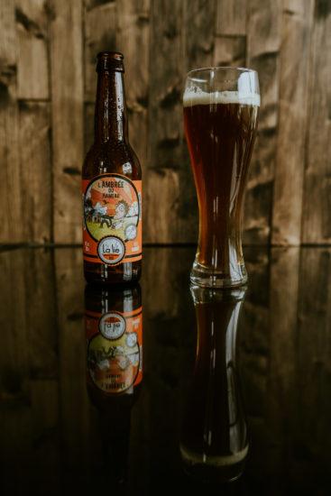 photo culinaire biere brasserie la lie