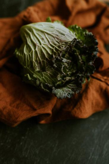 photo legume chou vert